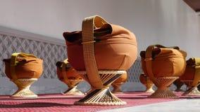 Boeddhistische monniken Stock Afbeelding