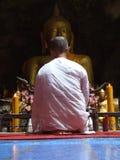 Boeddhistische non Stock Foto