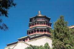 Boeddhistische pagode royalty-vrije stock foto