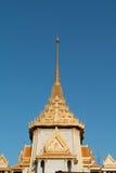 Boeddhistische Pagode Wat Traimit Stock Foto's