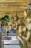 Boeddhistische standbeelden Royalty-vrije Stock Afbeeldingen