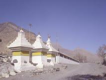 Boeddhistische Stupa Royalty-vrije Stock Foto