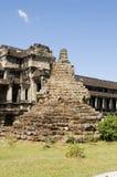 Boeddhistische Stupa, de Tempel van Angkor Wat Stock Afbeeldingen