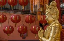 Boeddhistische tempel Royalty-vrije Stock Fotografie