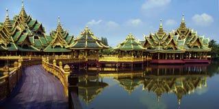 Boeddhistische tempel stock fotografie