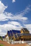 Boeddhistische tempel Stock Foto