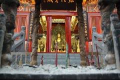 Boeddhistische Tempel royalty-vrije stock foto