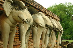 Boeddhistische tempel Royalty-vrije Stock Foto's