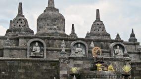 Boeddhistische tempel Royalty-vrije Stock Afbeeldingen