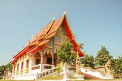 Boeddhistische tempel Royalty-vrije Stock Afbeelding
