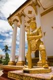 Boeddhistische Tempel, Battambang, Kambodja Royalty-vrije Stock Foto's