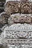Boeddhistische tempel in Chiangmai Thailand Royalty-vrije Stock Afbeelding