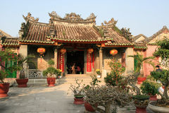 Boeddhistische tempel - Hoi An - Vietnam (9) Stock Afbeeldingen