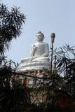 Boeddhistische tempel in Howrah, India stock foto's