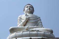 Boeddhistische tempel in Howrah, India Royalty-vrije Stock Afbeeldingen