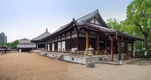 Boeddhistische Tempel in Osaka stock foto's