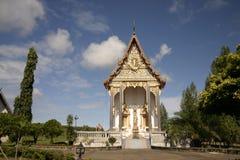 Boeddhistische Tempel Phuket Royalty-vrije Stock Afbeeldingen
