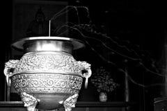 Boeddhistische Tempel in Seoel, Zuid-Korea Royalty-vrije Stock Foto's