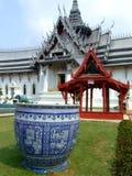 Boeddhistische tempel, Thailand. Stock Foto