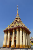 Boeddhistische tempel in Thailand Stock Afbeeldingen