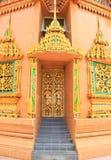 Boeddhistische tempel in Thailand Royalty-vrije Stock Fotografie