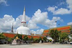 Boeddhistische Tempel ` Wat Mahathat ` Royalty-vrije Stock Fotografie