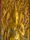 Boeddhistische tempels Uthaithani Thailand Stock Fotografie
