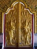 Boeddhistische tempels Uthaithani Thailand Royalty-vrije Stock Afbeeldingen