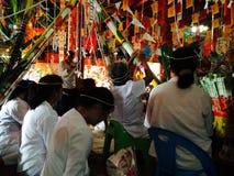 Boeddhistische traditie Royalty-vrije Stock Fotografie