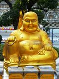 Boedha in Bangkok Stock Afbeelding