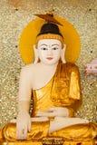 Boedha Birma. stock afbeelding