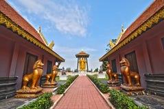 Boedha Birma hdr Royalty-vrije Stock Fotografie