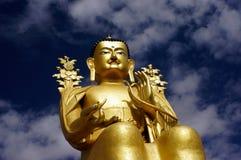 Boedha in Ladakh royalty-vrije stock afbeeldingen