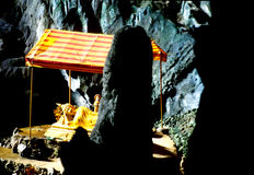 Boedha Laos royalty-vrije stock foto's