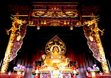 Boedha Maitreya Stock Foto's