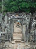 Boedha in Siem oogst Stock Fotografie