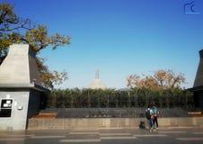 Boedha Smriti Park, Patna royalty-vrije stock afbeelding