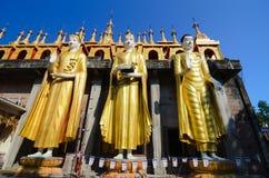 Boedha, sukhothai Thailand Royalty-vrije Stock Foto