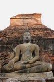 Boedha in Thailand Royalty-vrije Stock Afbeelding