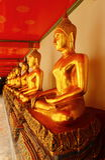 BOEDHA THAILAND Royalty-vrije Stock Foto
