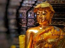 Boedha was de stichter van Boeddhisme, één van de belangrijkste godsdiensten royalty-vrije stock afbeeldingen