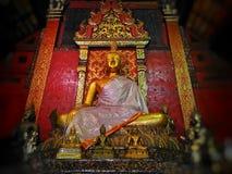 Boedha was de stichter van Boeddhisme royalty-vrije stock fotografie