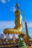 Boedha in Wat Tham Sua, Krabi, Thailand Stock Afbeeldingen