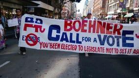 Boehner lager videofilmer