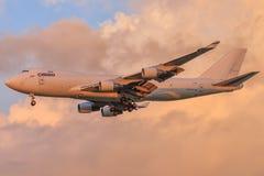 Boeing 747 του EL-Al στοκ φωτογραφίες
