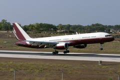 Boeing 757 με winglets Στοκ Εικόνα