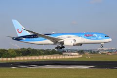 Boeing 787 Fotos de Stock
