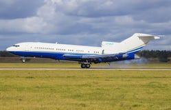 727 boeing Royaltyfria Foton