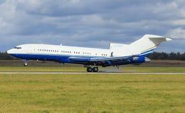 727 boeing Royaltyfri Foto