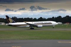 Boeing Στοκ εικόνα με δικαίωμα ελεύθερης χρήσης